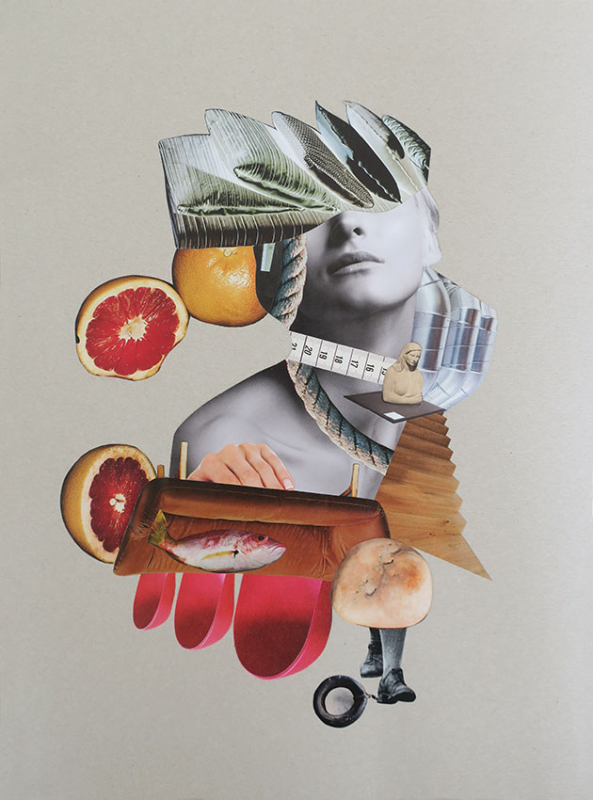 SURREAL COLLAGE 6