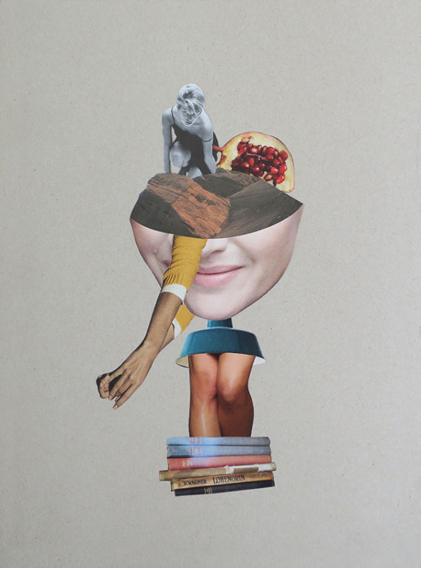 SURREAL COLLAGE 7