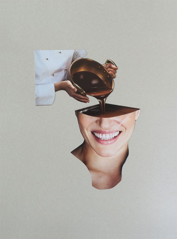 SURREAL COLLAGE 11