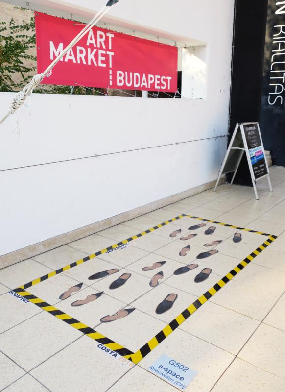 TANGORSZÁG - Guerilla Installation